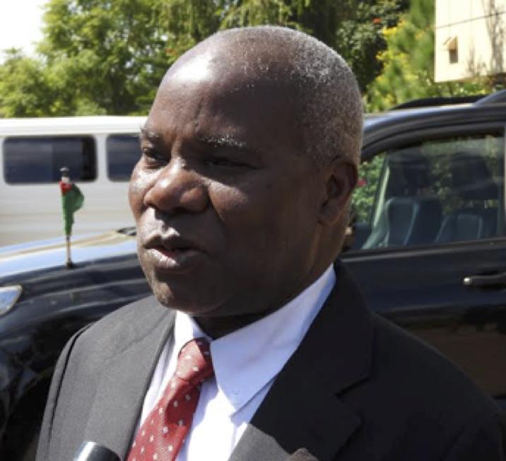 Dr. George Kanyama-Phiri